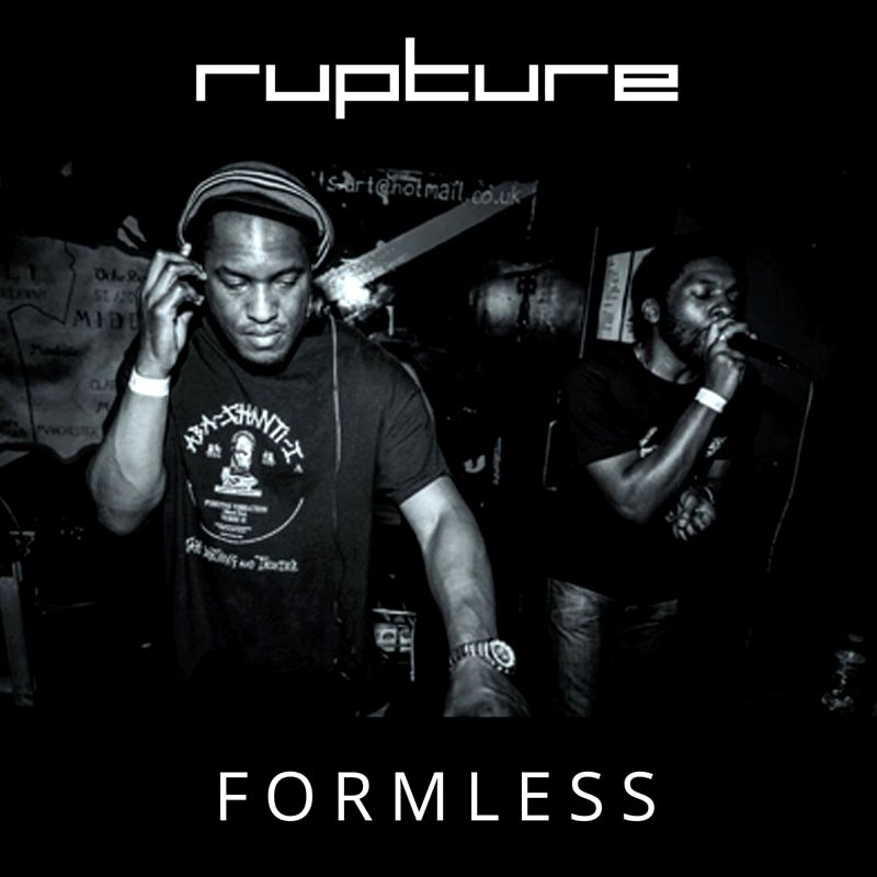 Double O - FORMLESS x RUPTURE Manchester Promo Mix (drum & bass / jungle)
