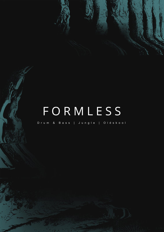 Formless 4th Birthday : KLUTE / PRESHA / LAST LIFE /  DJINN & SB81 / RUMBLETON /  ILK /  ARTILECT /  ANTAGONIST /  FOX MC /  LONGMAN MC