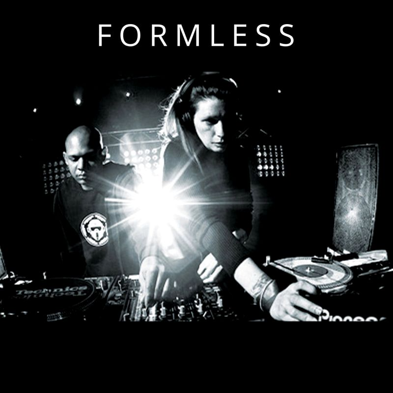 The Untouchables - FORMLESS Manchester Promo Mix (drum & bass / jungle)